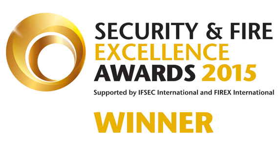 Security Fire Excellence Awards 2015 Winner