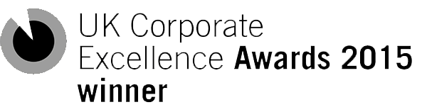 Uk Corporate Excellence Awards 2015 Winner