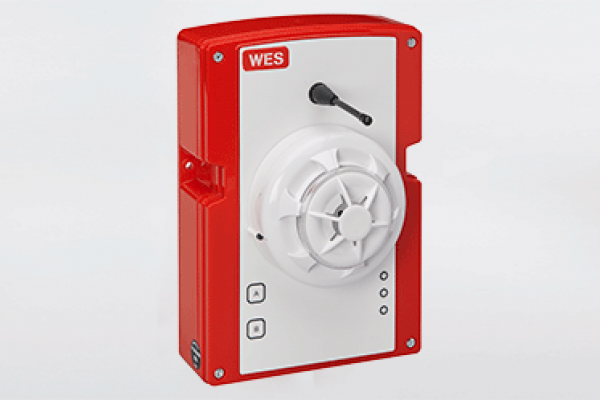Vps Firealert Wes Heat Detector