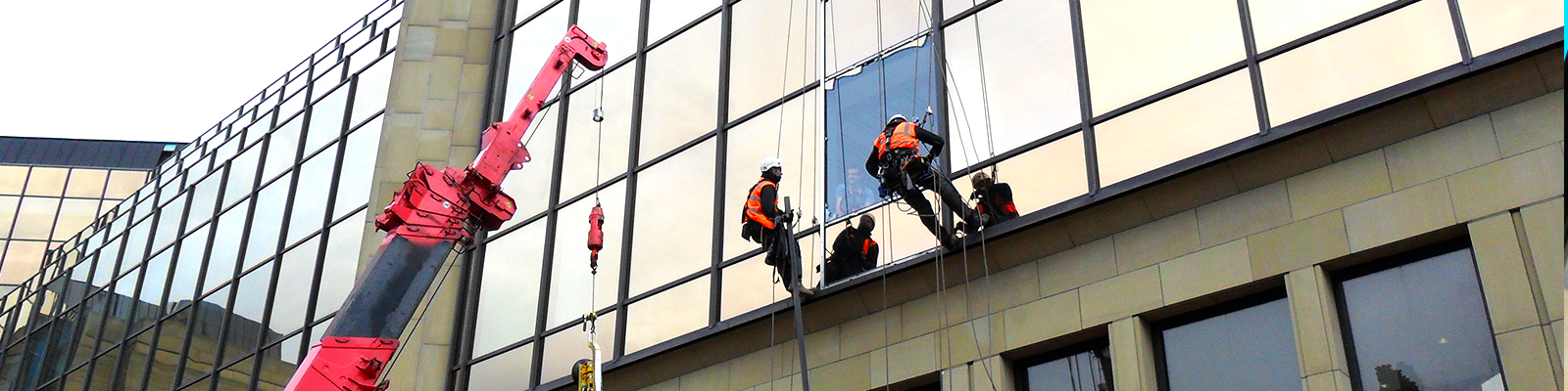Commercial Glazing Services By Vps Group