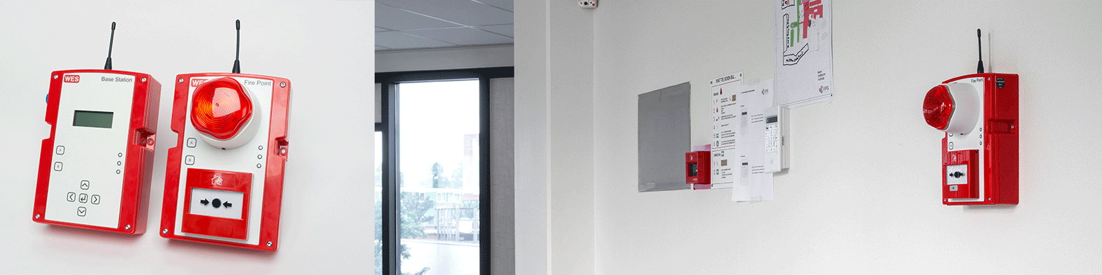 Vps Firealert Wes Construction Site Fire Safety Systems Installed