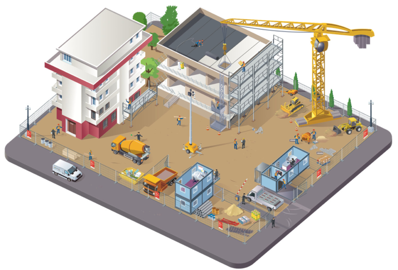 Solutions for every construction or remote site need