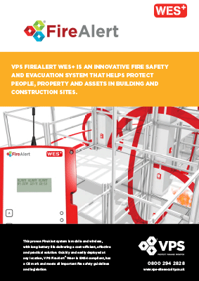Vps Fire Alert Safety And Evacuation System