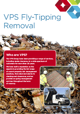 Vps Fly Tipping Removal Services Brochure