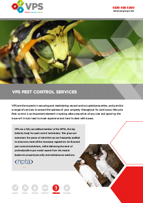 Vps Pest Coltrol Services